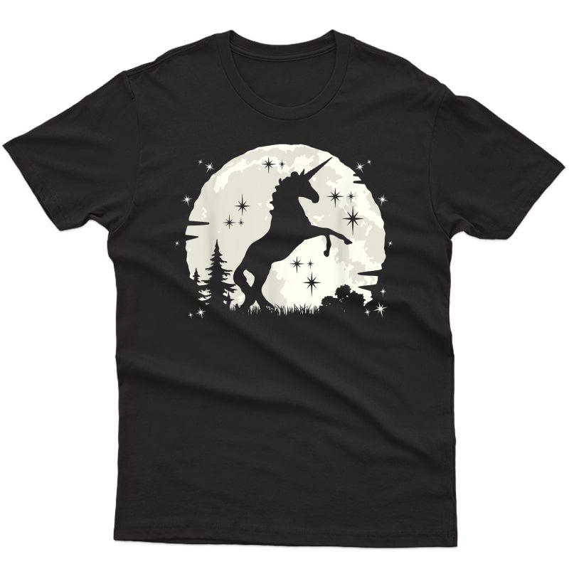 Funny Unicorn Clothing & Unicorn Apparel - Cute Unicorn T-shirt